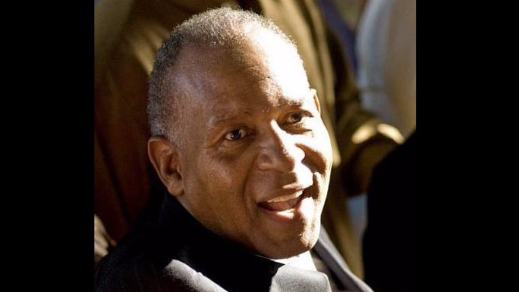 The late, former Prime Minister Patrick Manning.