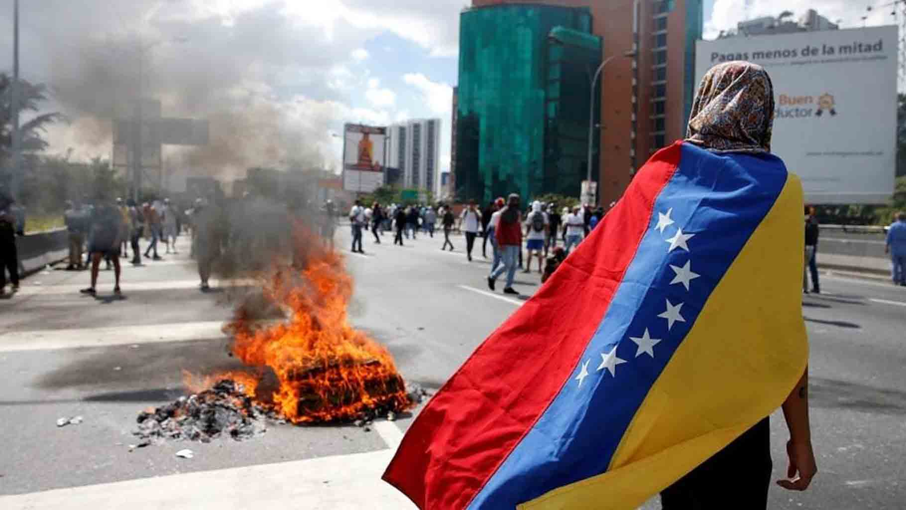 Venezuelan democracy 'barely alive, if still alive': United Nations rights chief