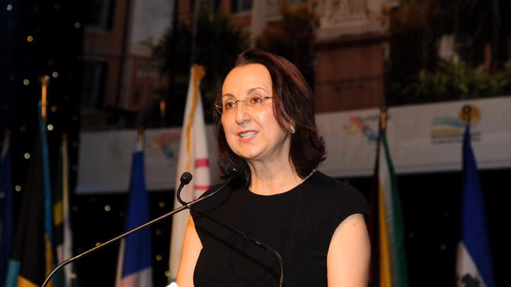 Karolin Troubetzkoy, President of CHTA