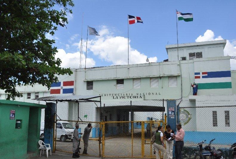 Le bâtiment du pénitencier national La Victoria où les quatre prisonniers haïtiens sont tués. Crédit photo: Noticias Sin