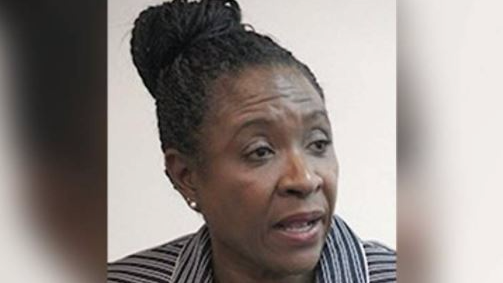 Acting General Manager and CEO at the Port Authority of Trinidad and Tobago (PATT) Charmaine Lewis