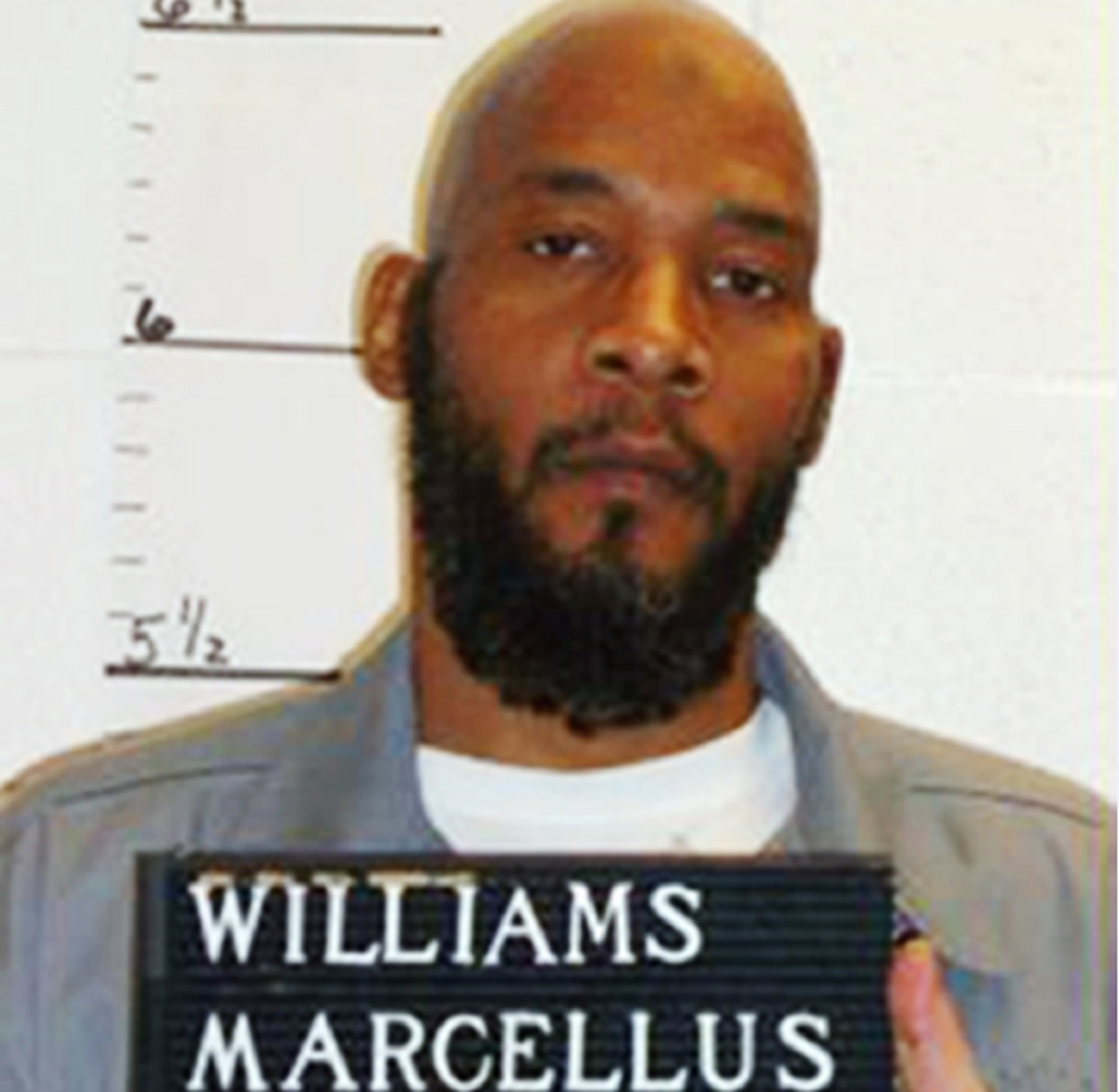 This February 2014 file photo provided by the Missouri Department of Corrections shows death row inmate Marcellus Williams.