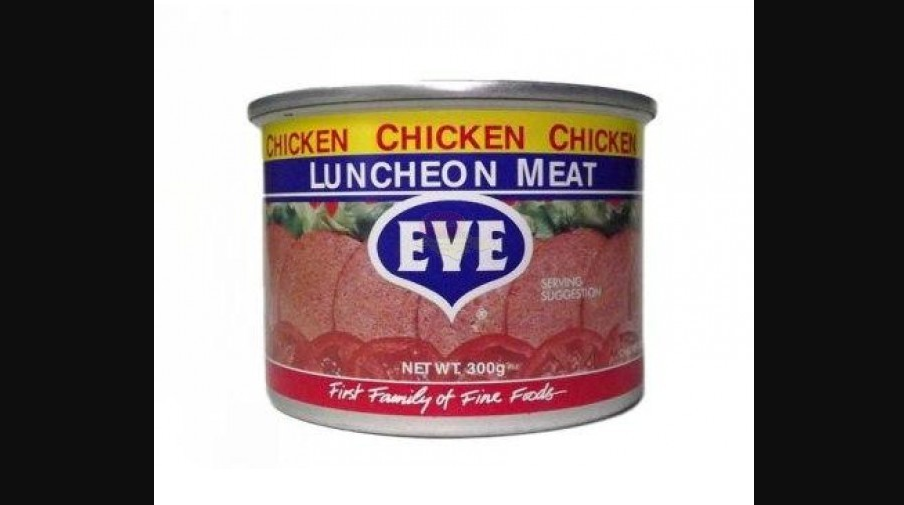 Eve luncheon meat is one of the recalled products.