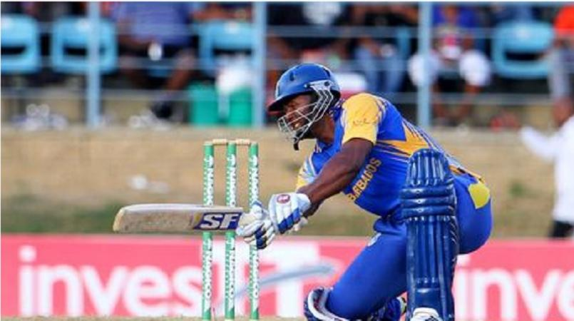 Dwayne Smith's 100 was not enough to seal victory for the Barbados Tridents