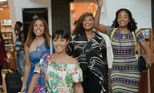 Plus de 100 millions de dollars américains récoltés pour le film Girls trip, sortie officiellement le 21 juillet./Photo: Clique.