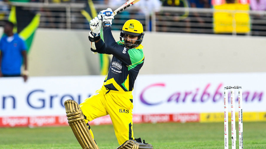 Kumar Sangakarra says the Tallawahs are going all out for the win