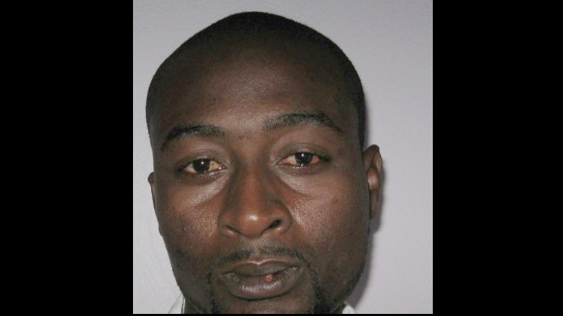 "Wanted is 32-year-old Lamar Jamal Holder, alias, ""Jingles, or Tall Man""."