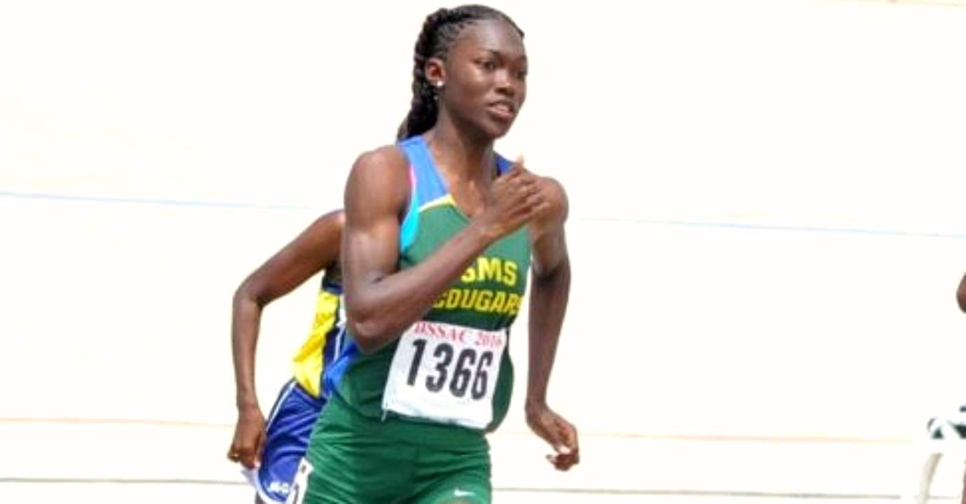 Keira Forde Richards (PHOTO: Sportsbb)
