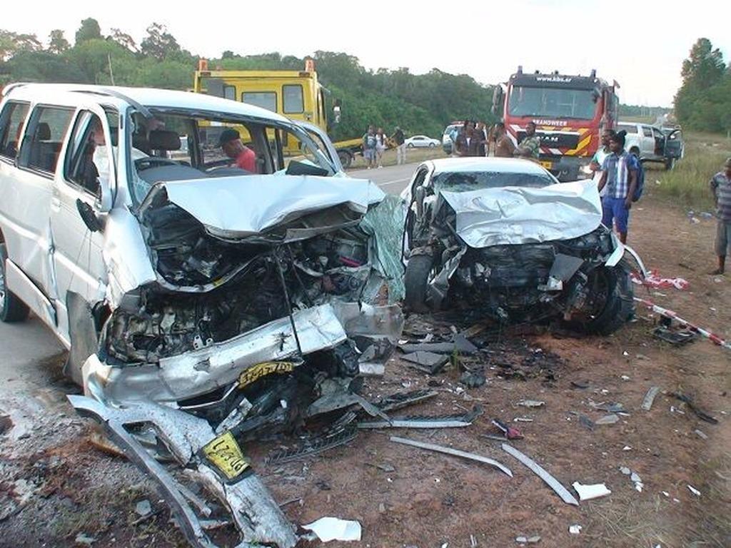 Bij deze aanrijding lieten drie mensen het leven. (Foto: KPS Website)