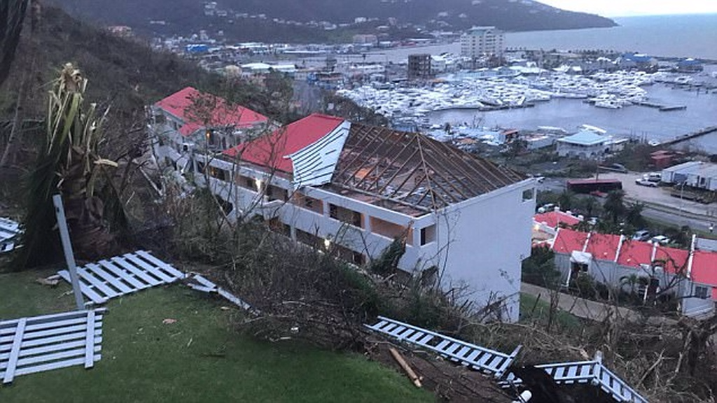 Are The Us Virgin Islands Safe During Hurricanes