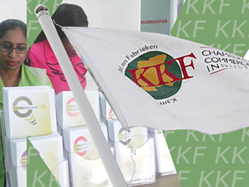 De ondernemersavond wordt om 19.00 uur op dinsdag aanstaande gehouden in de KKF-Conferentiezaal aan de Prof. W.J.A. Kernkampweg 37.