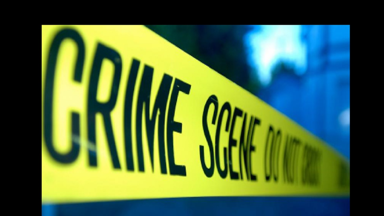 The man's decomposed body was reportedly discovered in bushes by residents who summoned the police.