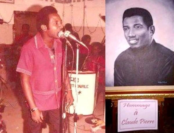 Claude Pierre, lors d'un concert avec l'Orchestre de la Radio Nationale d'Haiti/Crédit: courteoisie d'Emerson Vilbrun