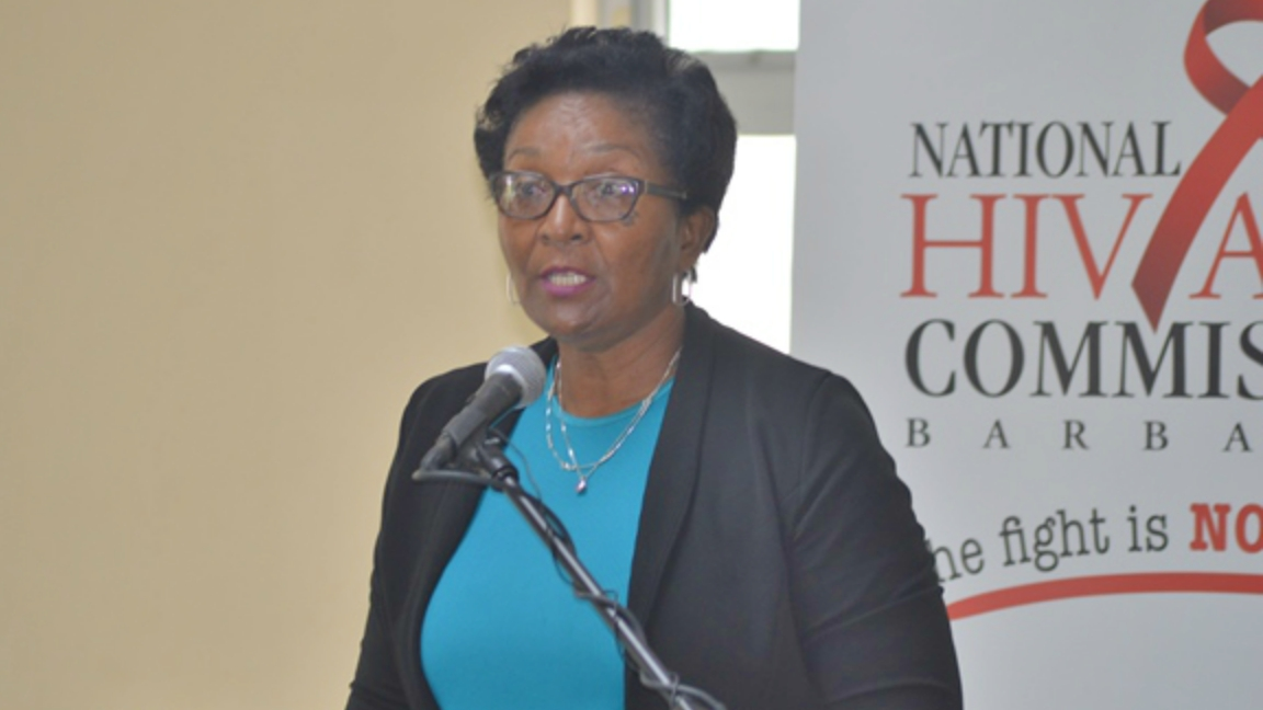 Representative from the Ministry of Education, Cyralene Willoughby, said the Ministry is an integral part of the programme and that they remain committed to seeing programmes like it work in harmony with the Ministry's policy on HIV/AIDS for the education sector.