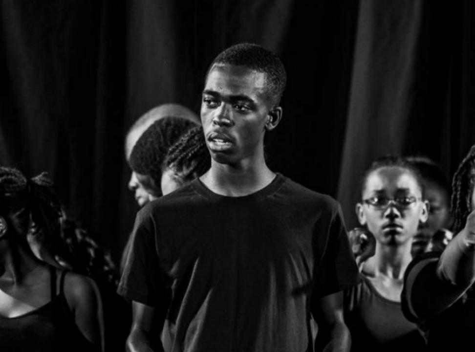 Aspiring musical theatre performer, Katana Lewis.