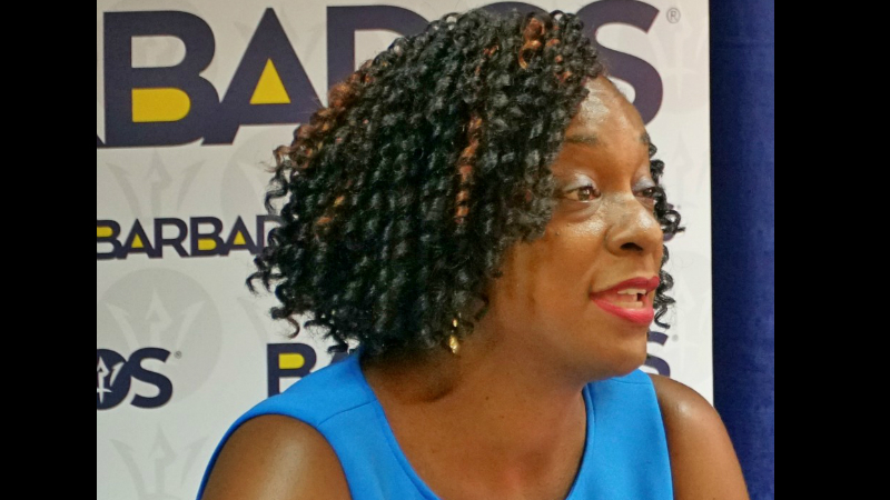 Chief Executive Officer of the Barbados Tourism Product Authority (BTPA), Dr Kerry Hall.