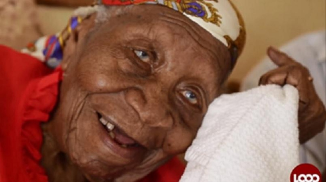 Oldest person in the world, Jamaica's Violet Moss Brown is dead