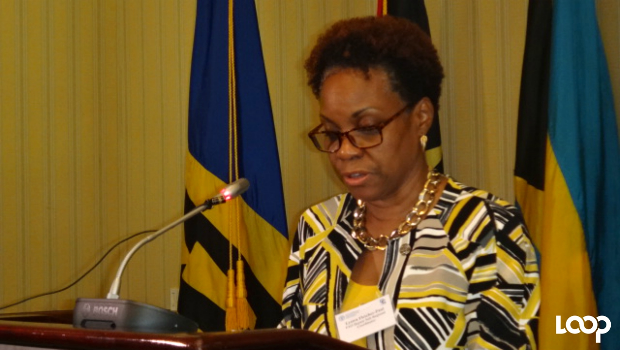FAO Deputy Sub-Regional Coordinator for the Caribbean, Lystra Fletcher-Paul.