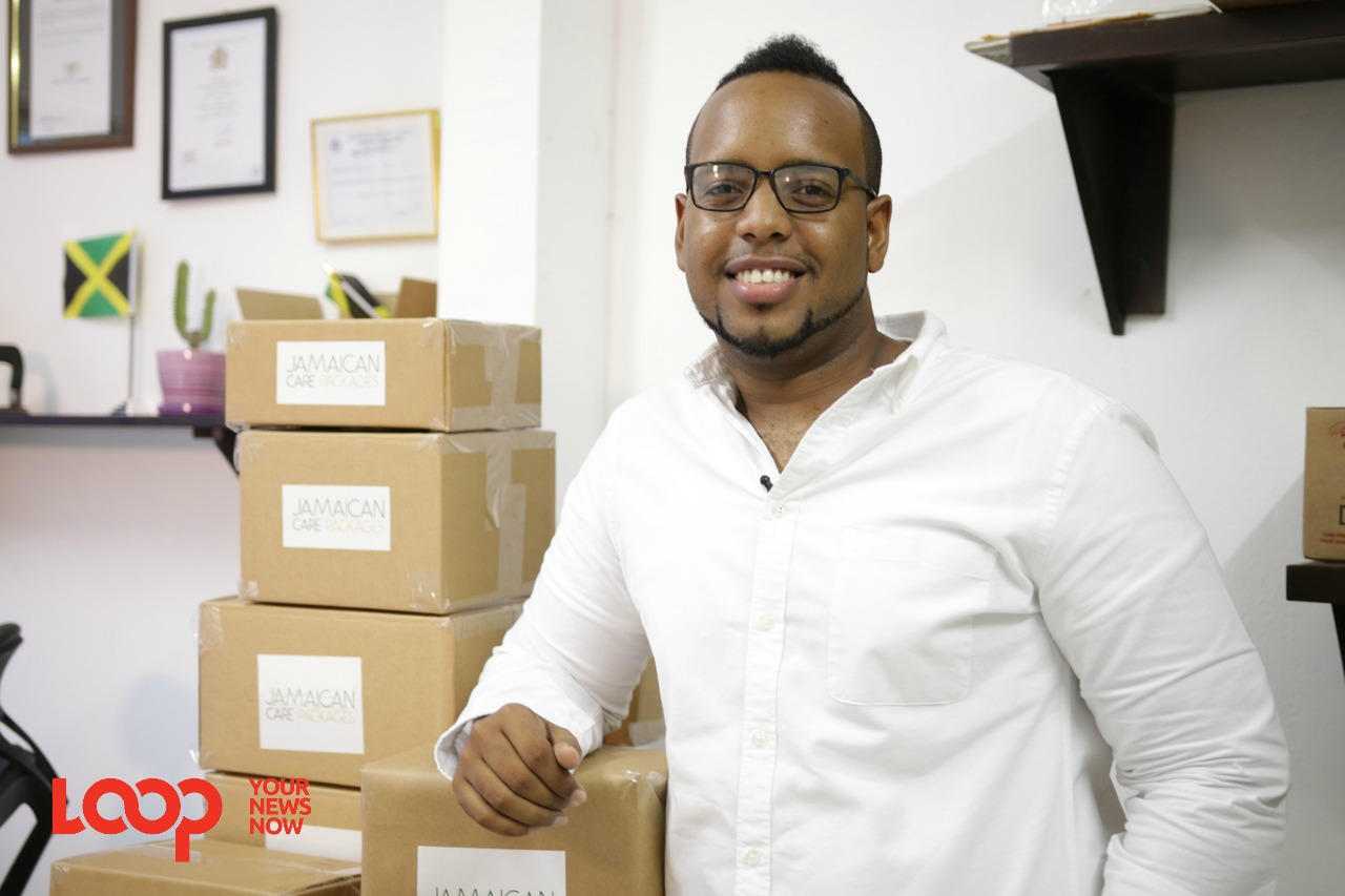 Rory-Craig Walker first started Jamaican Care Packages in 2014, acting upon interest shown by friends and family living overseas who wanted certain products that weren't readily accessible.