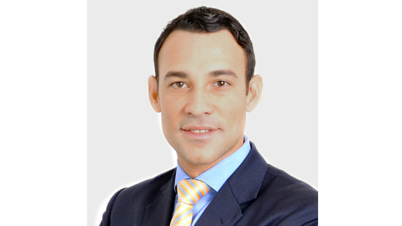 Newly-appointed CEO for Digicel Jamaica, Justin Morin.