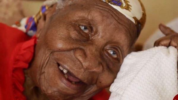 Mosse Brown, décédée vendredi 15 septembre à l'age de 117 ans./Photo: TVA Nouvelles