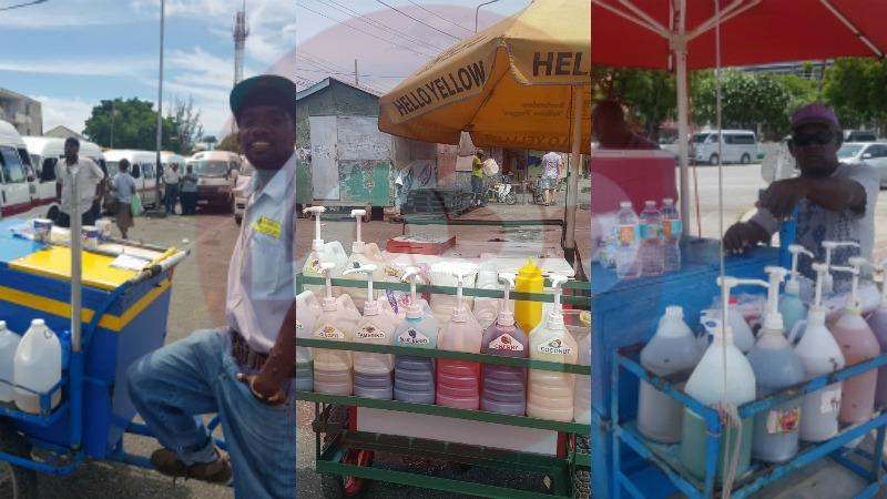 Find your favourite sno-cone vendor and give him a sale today.