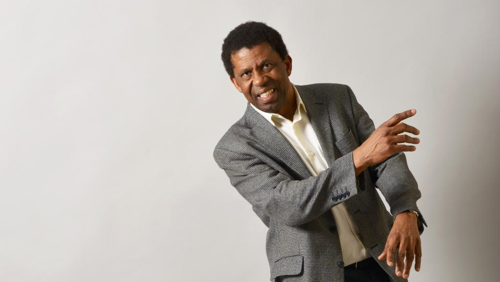 L'académicien Dany Laferrière. Credit photo: Albertine.