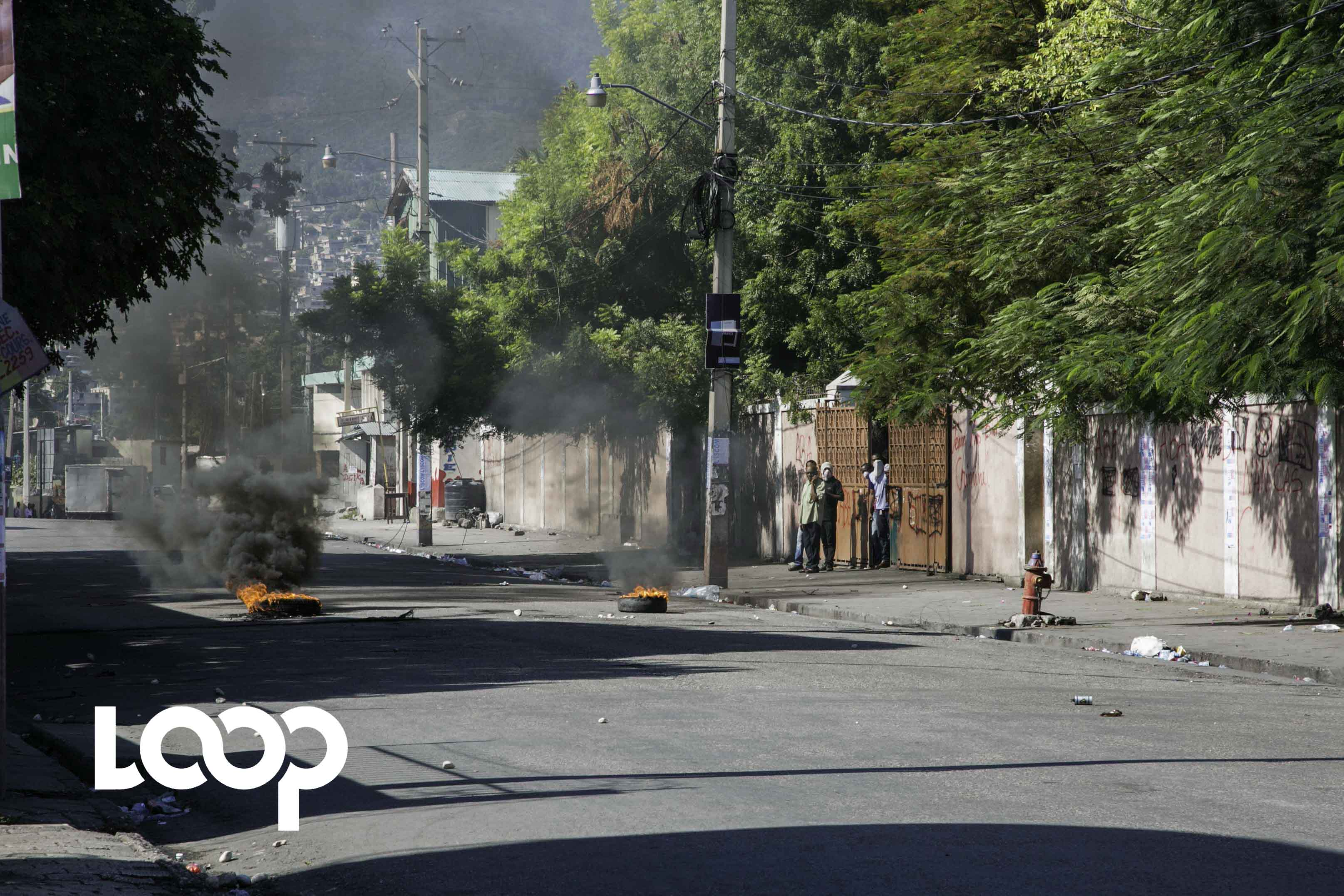 En photos, la situation à Port-au-Prince ce lundi 18 septembre- Added COMMENTARY By Haitian-Truth