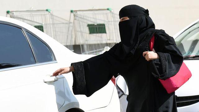 L'Arabie saoudite est le seul pays au monde où les femmes ne peuvent pas prendre le volant. afp.com/FAYEZ NURELDINE