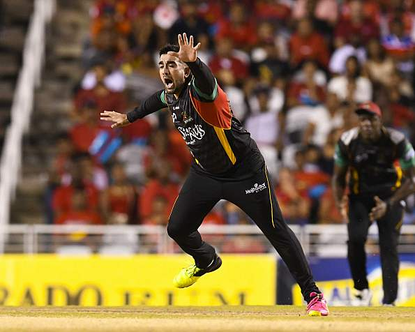 Shamsi admitted to a Level 2 breach of the CPL Code of Conduct