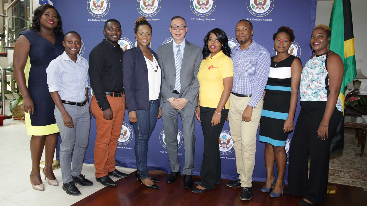 Eight Jamaican fellows will join over 200 business and social entrepreneurs from Latin America and the Caribbean in the United States next month.