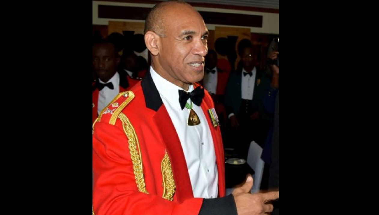 Retired Major General Antony Anderson, the National Security Adviser, is the new chairman.