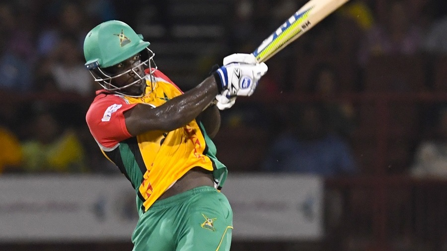 Walton hit 84 not out off 40 balls in the Amazon Warriors win