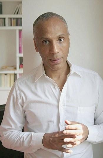 L'écrivain Franco-Haitien Jean-René Lemoine. Crédit photo: La Croix.