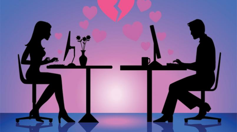 Why online dating is not good