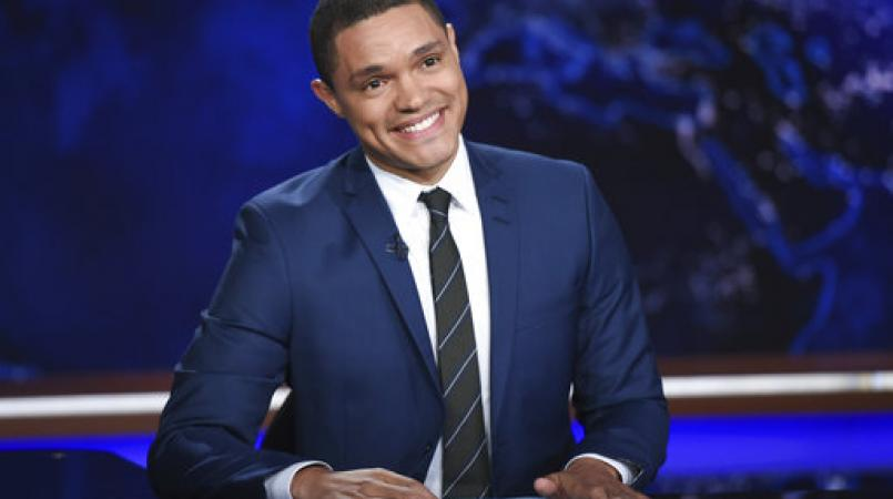 Trevor Noah will keep hosting 'The Daily Show' through 2022