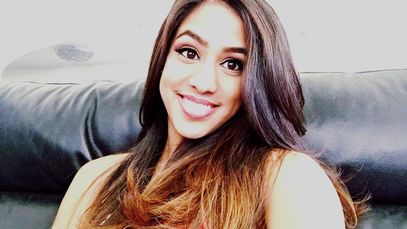 De recentelijk tot Miss Tropical Beauties Suriname gekroonde Farahnaaz Margaret (Foto: Facebookprofiel Farahnaaz Margaret)
