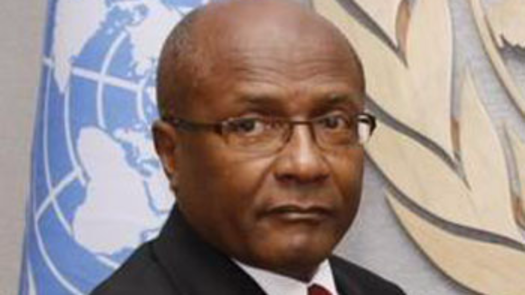 Naparima MP Rodney Charles.