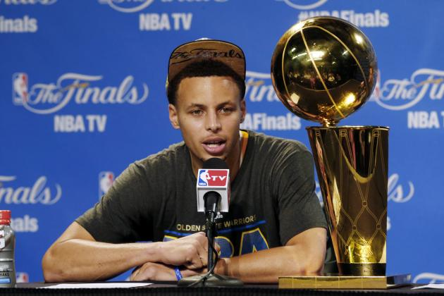 Stephen Curry Credit photo: bleachreport.com