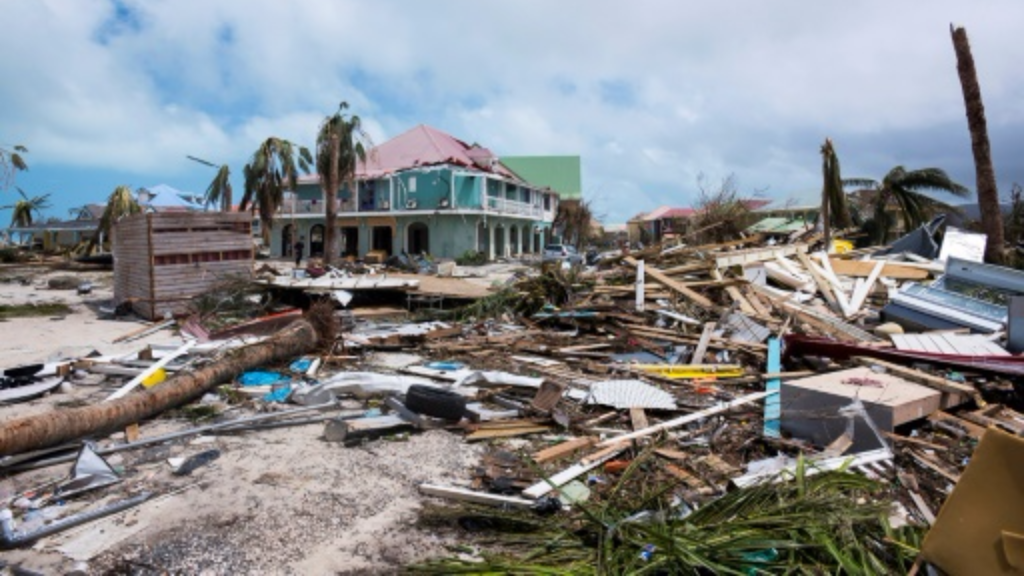 Hurricane Irma destruction (Internet image)