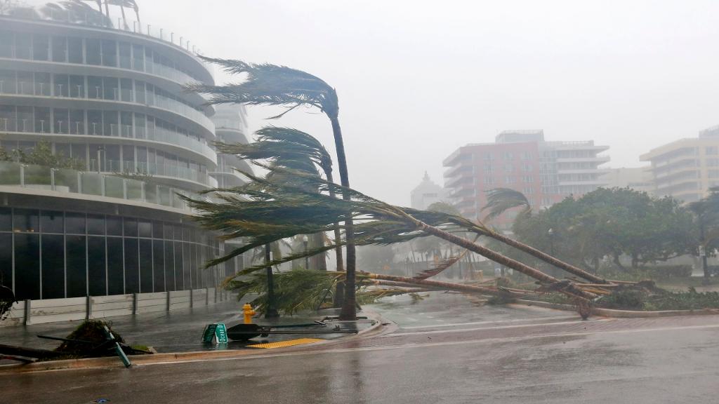 Het is nog onduidelijk hoeveel levens de storm heeft geëist in de Verenigde Staten