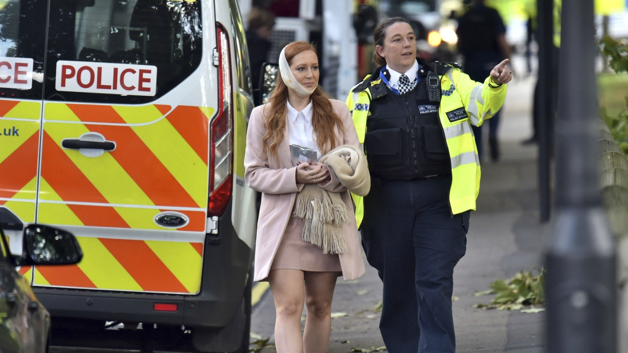 Second man arrested in over London tube bombing""