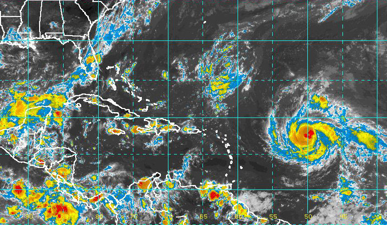 La crainte d'un nouveau désastre à Haïti — Ouragan Irma