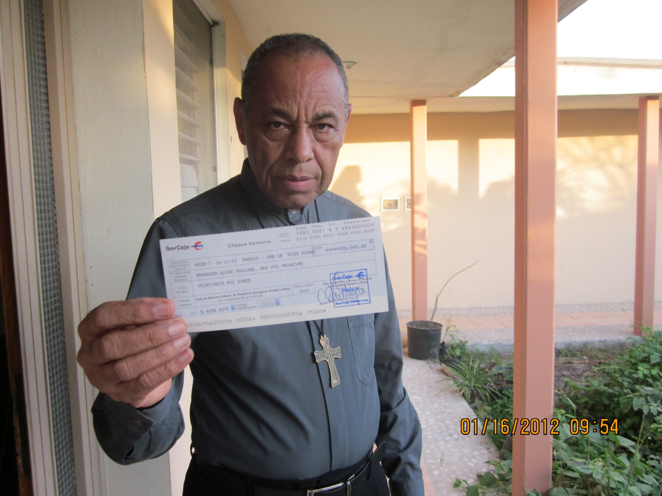 Mgr Max Leroy Mésidor nouvel archevêque de Port-au-Prince — Haïti