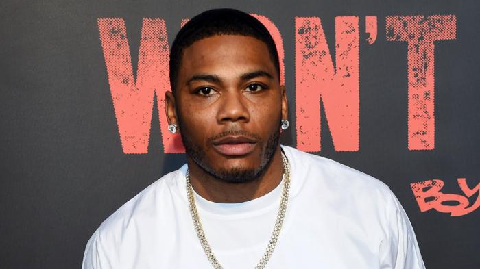 Le rappeur Nelly