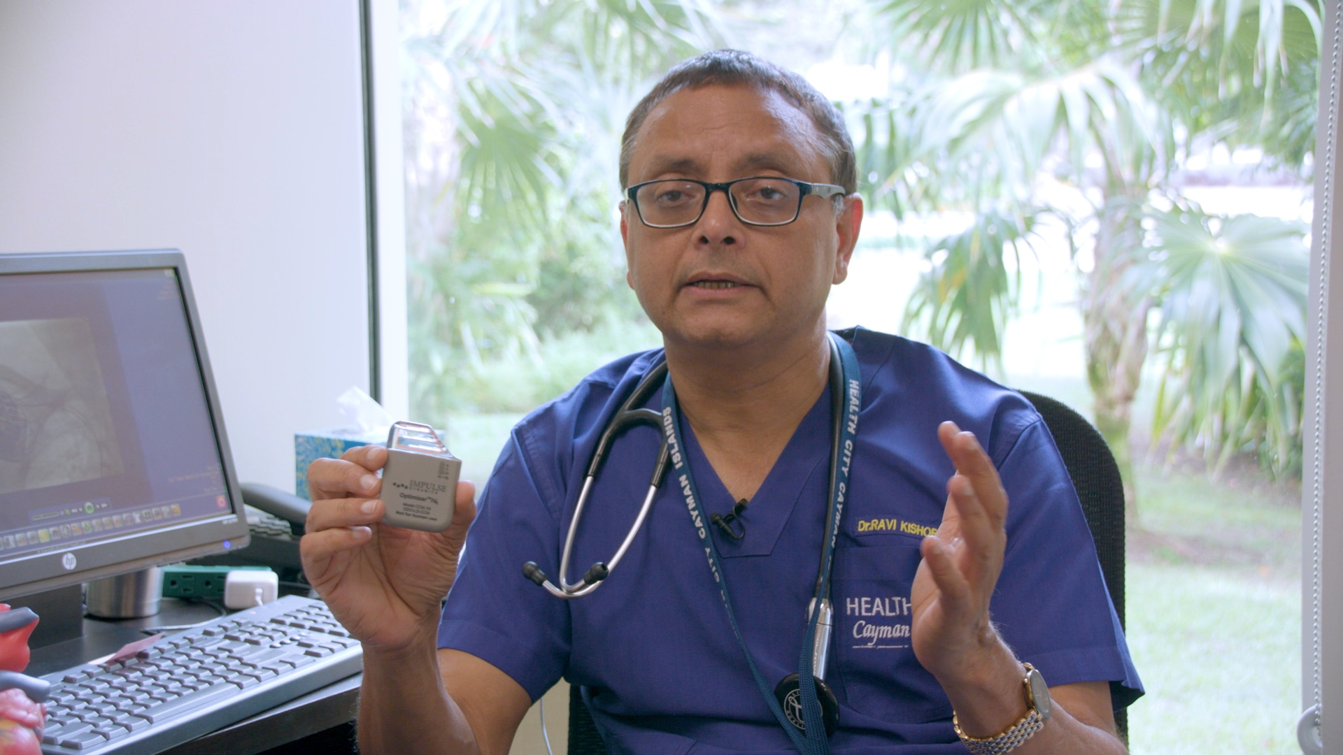 Dr Ravi Kishore Chief Interventional Cardiologist and Electrophysiologist at Health City