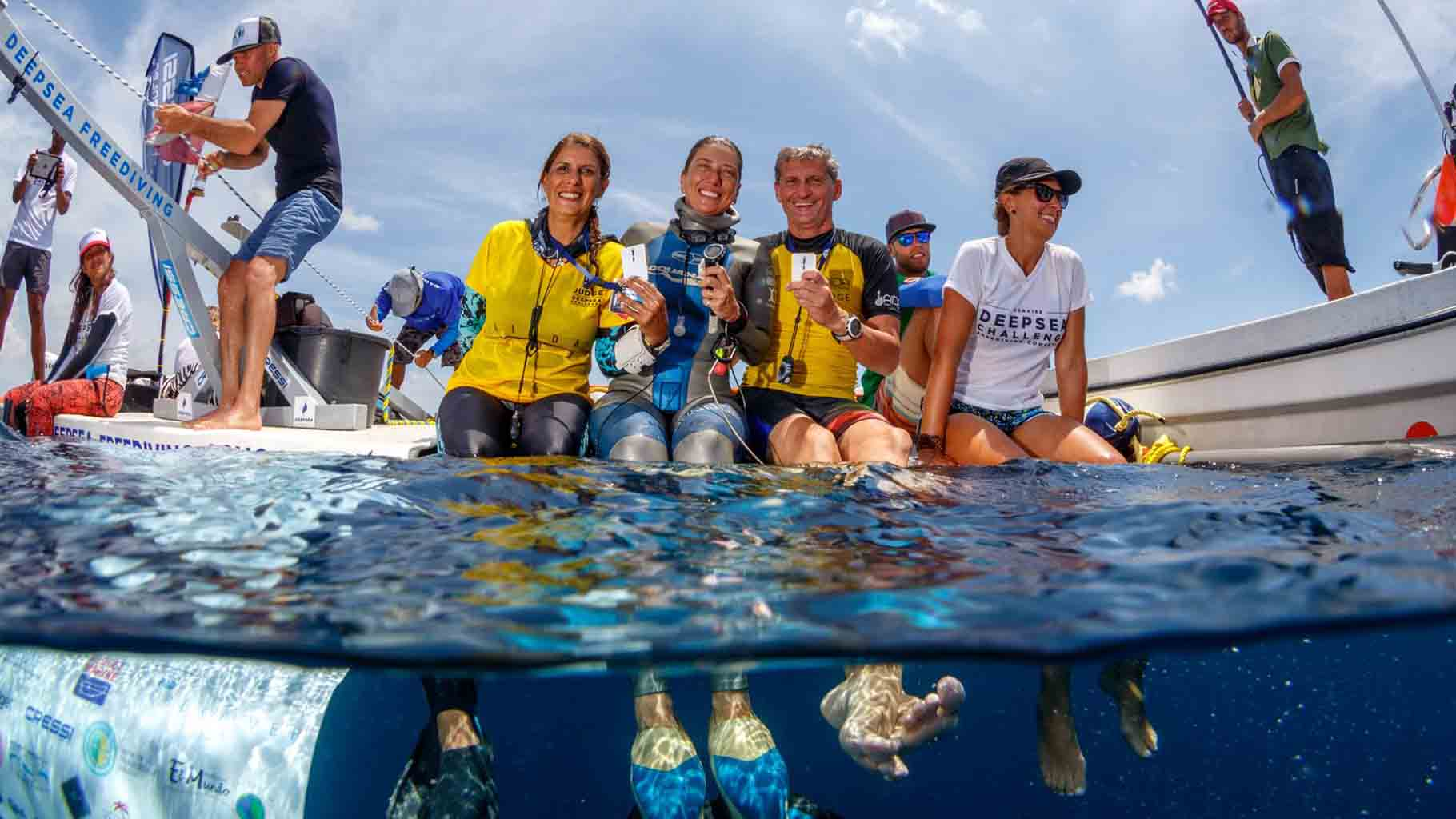 Carolina Schrappe breaks Continental Record and other athletes set multiple personal bests during 10 days.