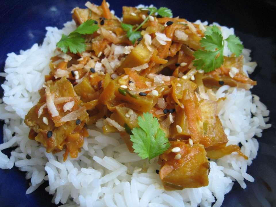 Thaise Tofu