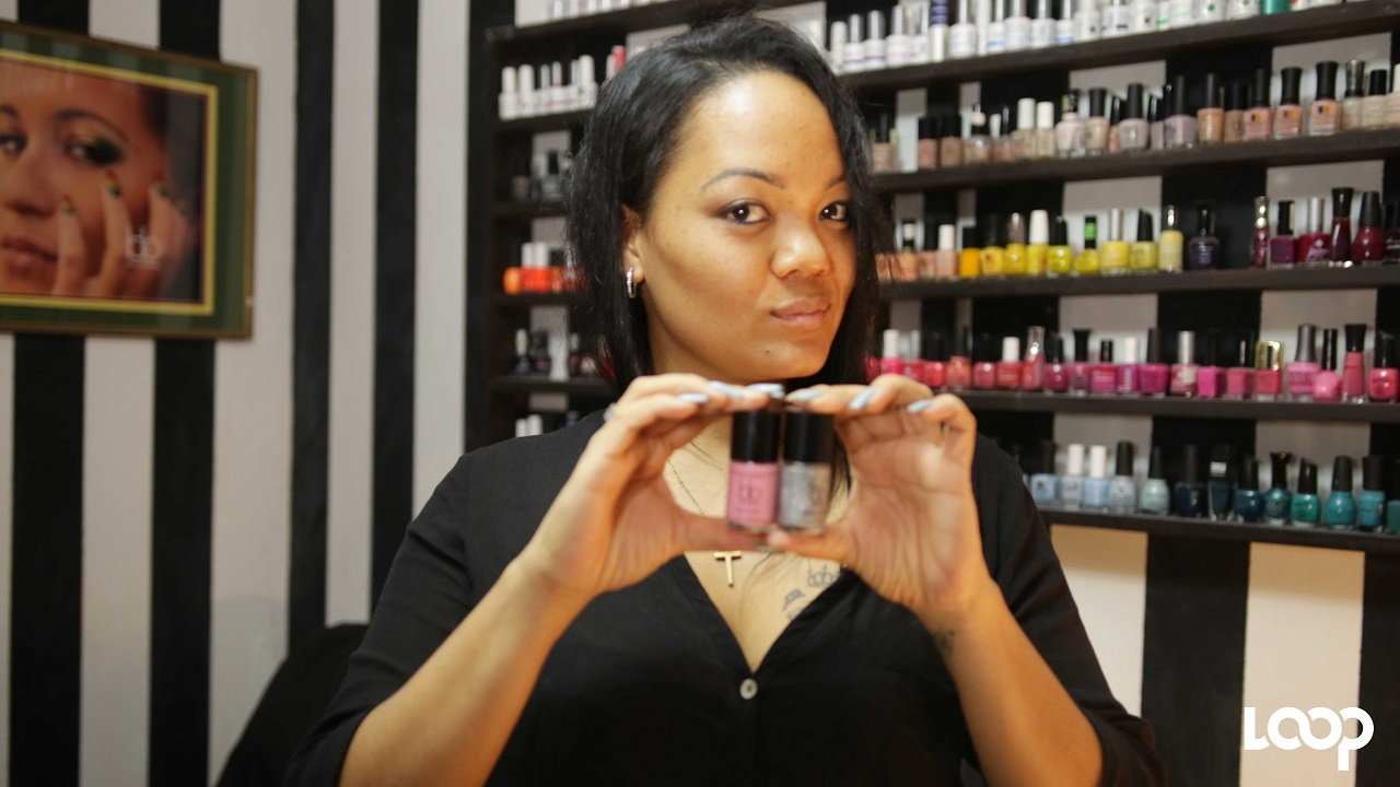 Annabel Glaze started nail artistry as a hobby, giving her mother manicures and pedicures.