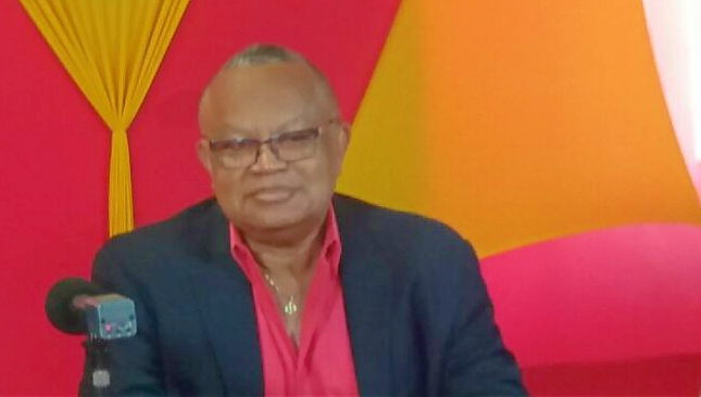 General Secretary of the Barbados Labour Party (BLP), Jerome Walcott.